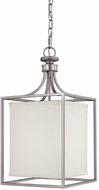 Capital Lighting 9046MN-463 Midtown Matte Nickel Foyer Light Fixture