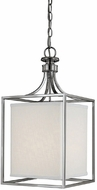 Capital Lighting 9046PN-463 Midtown Polished Nickel Foyer Lighting Fixture