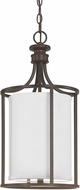 Capital Lighting 9047BB-478 Midtown Burnished Bronze Foyer Lighting
