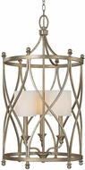 Capital Lighting 9082WG-484 Fifth Avenue Winter Gold Entryway Light Fixture