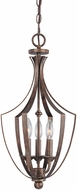 Capital Lighting 9131RT Soho Rustic Entryway Light Fixture