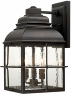 Capital Lighting 917831OB Lanier Old Bronze Outdoor Wall Sconce Light