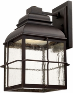 Capital Lighting 917831OB-LD Lanier Old Bronze LED Exterior Wall Sconce