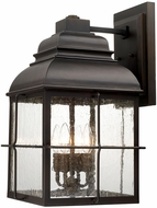 Capital Lighting 917841OB Lanier Old Bronze Exterior Wall Lamp