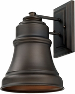 Capital Lighting 918011OB Old Bronze Outdoor Light Sconce