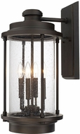 Capital Lighting 918141OB Grant Park Old Bronze Outdoor Wall Lighting Sconce