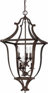Capital Lighting 9182RT Corday Rustic Foyer Lighting Fixture