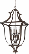 Capital Lighting 9183RT Corday Rustic Entryway Light Fixture