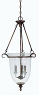 Capital Lighting 9310BB Burnished Bronze Entryway Light Fixture