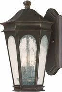 Capital Lighting 9380OB Inman Park Traditional Old Bronze Exterior Light Sconce