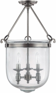 Capital Lighting 9401AN Covington Antique Nickel Foyer Lighting Fixture