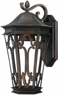 Capital Lighting 9442OB Dark Sky Traditional Old Bronze Outdoor Lighting Wall Sconce