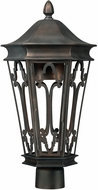 Capital Lighting 9445OB Dark Sky Traditional Old Bronze Outdoor Lamp Post Light