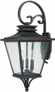 Capital Lighting 9463OB Gentry Traditional Old Bronze Exterior Wall Lighting Fixture
