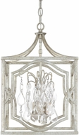Capital Lighting 9481AS-CR Blakely Antique Silver Entryway Light Fixture