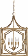 Capital Lighting 9482AG Blakely Antique Gold Foyer Lighting