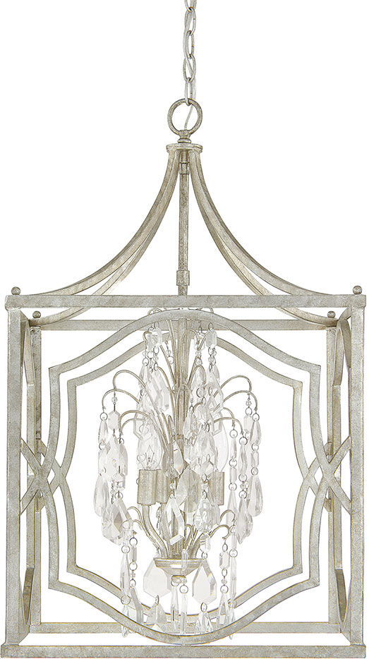 Antique Foyer Lighting Fixtures : Capital lighting as cr blakely antique silver foyer