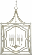 Capital Lighting 9483AS Blakely Antique Silver Foyer Lighting