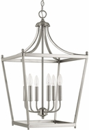 Capital Lighting 9552BN Stanton Brushed Nickel Entryway Light Fixture