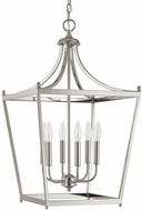 Capital Lighting 9552PN Stanton Polished Nickel Foyer Lighting