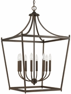 Capital Lighting 9553BB Stanton Burnished Bronze Foyer Light Fixture