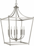 Capital Lighting 9553BN Stanton Brushed Nickel Foyer Lighting Fixture