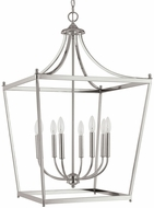 Capital Lighting 9553PN Stanton Polished Nickel Entryway Light Fixture