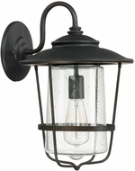 Capital Lighting 9602OB Creekside Old Bronze Exterior Lamp Sconce