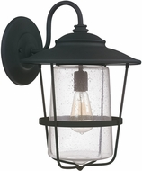 Capital Lighting 9603BK Creekside Black Outdoor Wall Sconce Lighting