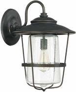Capital Lighting 9603OB Creekside Old Bronze Exterior Wall Light Fixture