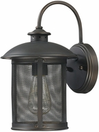 Capital Lighting 9611OB Dylan Old Bronze Outdoor Lighting Wall Sconce