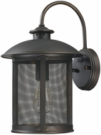 Capital Lighting 9612OB Dylan Old Bronze Exterior Wall Lighting Sconce