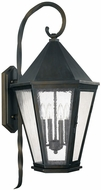 Capital Lighting 9629OB Spencer Old Bronze Outdoor Wall Lighting Fixture