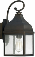 Capital Lighting 9641OB Westridge Old Bronze Exterior Light Sconce