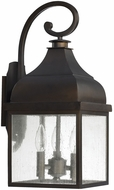 Capital Lighting 9642OB Westridge Old Bronze Outdoor Lighting Sconce