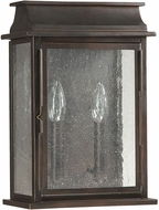 Capital Lighting 9662OB Bolton Old Bronze Exterior Wall Light Fixture
