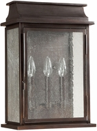 Capital Lighting 9663OB Bolton Old Bronze Outdoor Lighting Wall Sconce