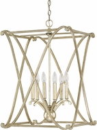 Capital Lighting 9692WG Alexander Winter Gold Foyer Lighting