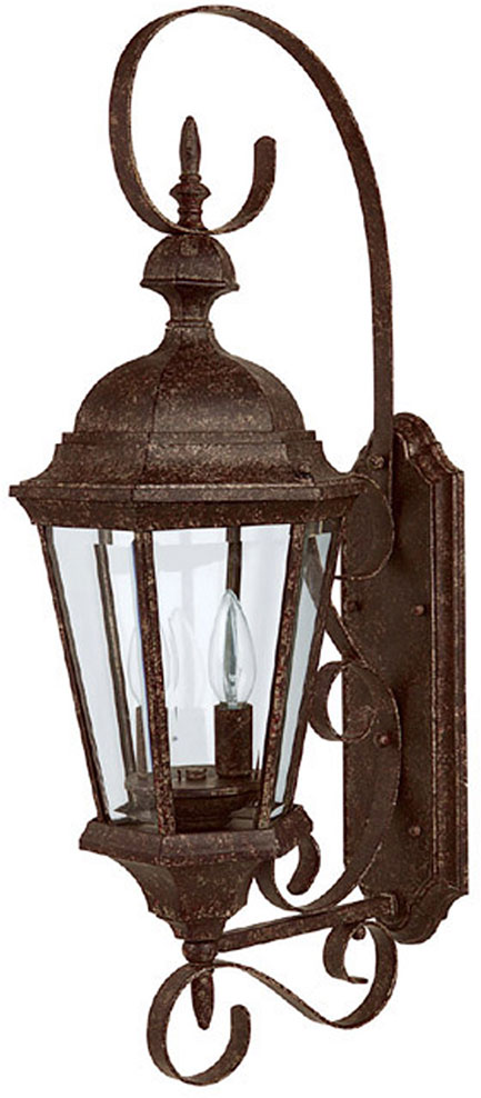 Capital Lighting 9722ts Carriage House Traditional Tortoise Outdoor Wall Sconce Cpt 9722ts