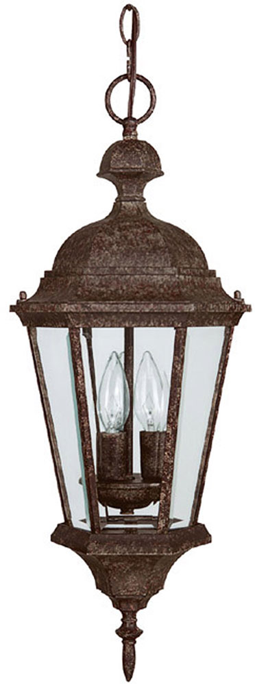 Capital Lighting 9724TS Carriage House Traditional Tortoise Outdoor Pendant  Light. Loading Zoom