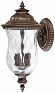 Capital Lighting 9781TS Ashford Traditional Tortoise Outdoor Lamp Sconce