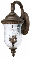 Capital Lighting 9784TS Ashford Traditional Tortoise Outdoor Wall Mounted Lamp