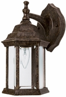 Capital Lighting 9830TS Traditional Tortoise Exterior Wall Sconce Light