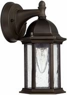 Capital Lighting 9831OB Main Street Old Bronze Outdoor Wall Lighting Sconce