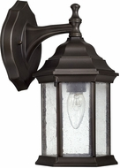 Capital Lighting 9832OB Main Street Old Bronze Exterior Wall Sconce Lighting