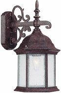 Capital Lighting 9833NT Main Street Traditional New Tortoise Outdoor Lamp Sconce