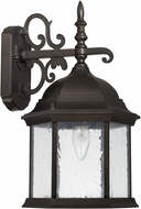 Capital Lighting 9833OB Main Street Old Bronze Outdoor Wall Mounted Lamp