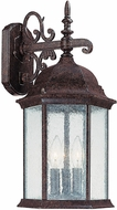 Capital Lighting 9834NT Main Street Traditional New Tortoise Outdoor Wall Light Fixture