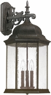 Capital Lighting 9838NT Main Street Traditional New Tortoise Outdoor Wall Mounted Lamp