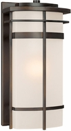 Capital Lighting 9881OB Lakeshore Modern Old Bronze Outdoor Wall Lighting